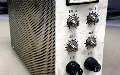Overhaul of Yuken Power Amplifier